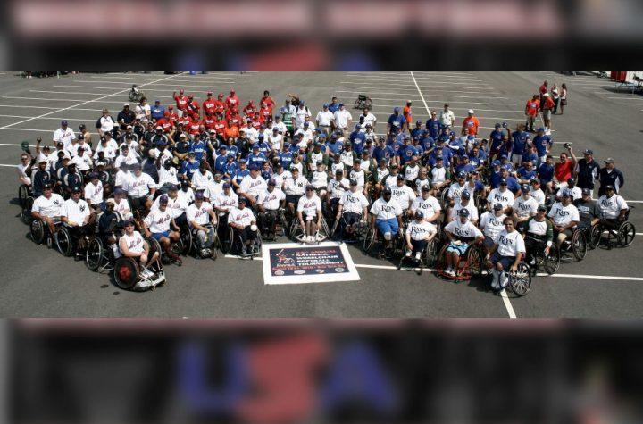 NWSA Wheelchair Softball Group Shot