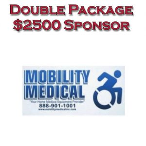 Sponsor Double - Mobility Medical
