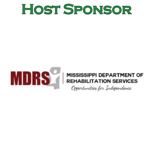 Sponsor Host - Mississippi Department of Rehabilitation Services