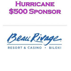 Sponsor Hurricane - Beau Rivage