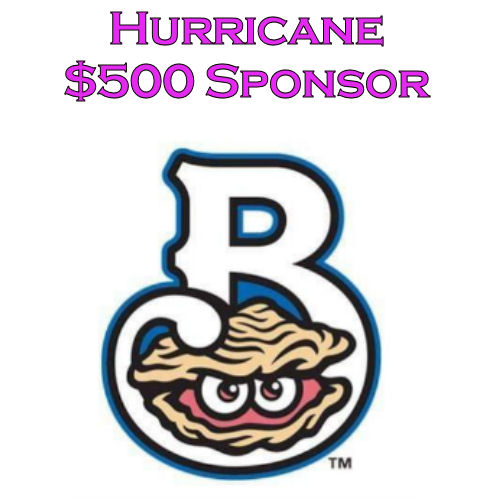 Sponsor Hurricane - Biloxi Shuckers