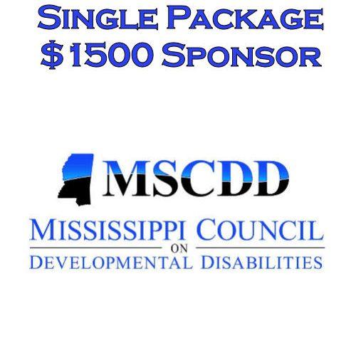 Sponsor Single - Mississippi Council on Developmental Disabilities