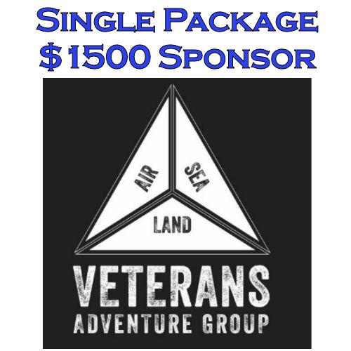 Sponsor Single - Veterans Adventure Group